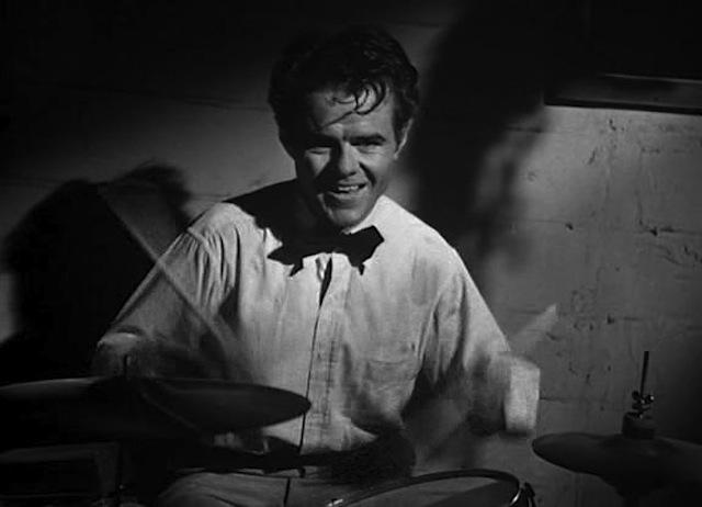 Elisha Cook Jr. Jazz wild drummer Cliff-phantom ladyjpg