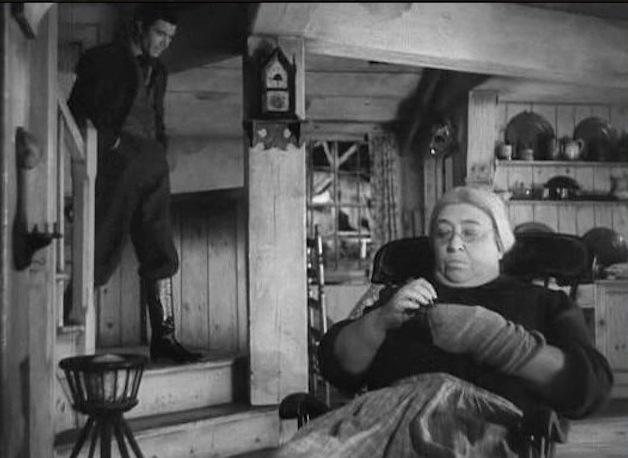 Ma Stone- Jane Darwell, The Devil & Daniel Webster