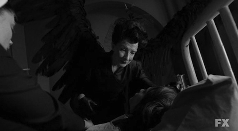 Francis Conroy American Horror Story's Angel of Death