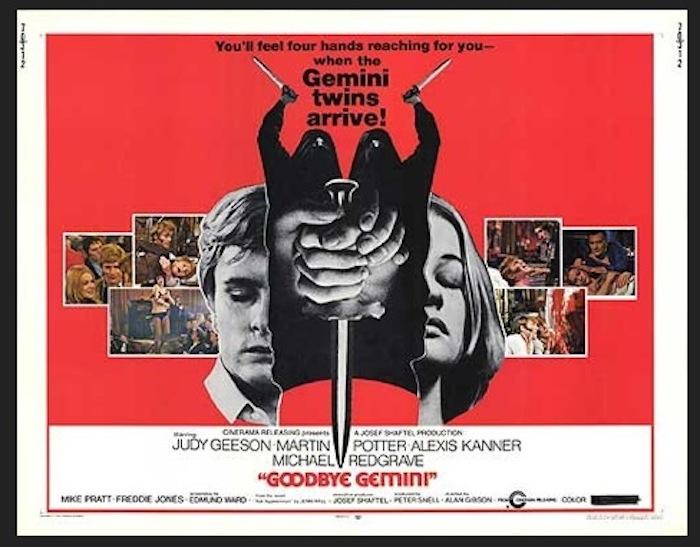 Goodbye Gemini film poster