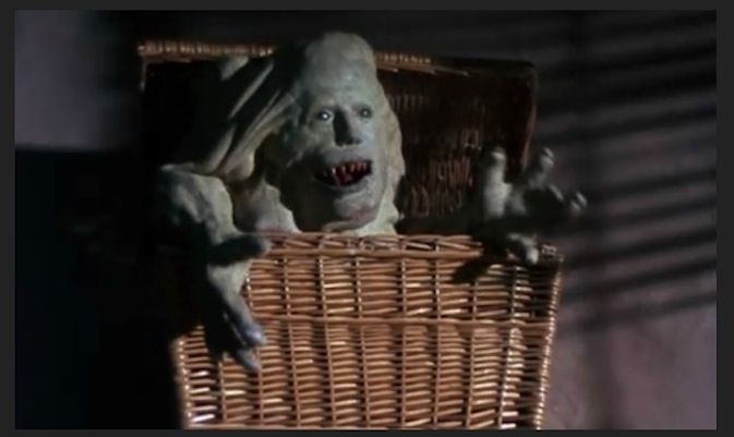 Belial in his basket