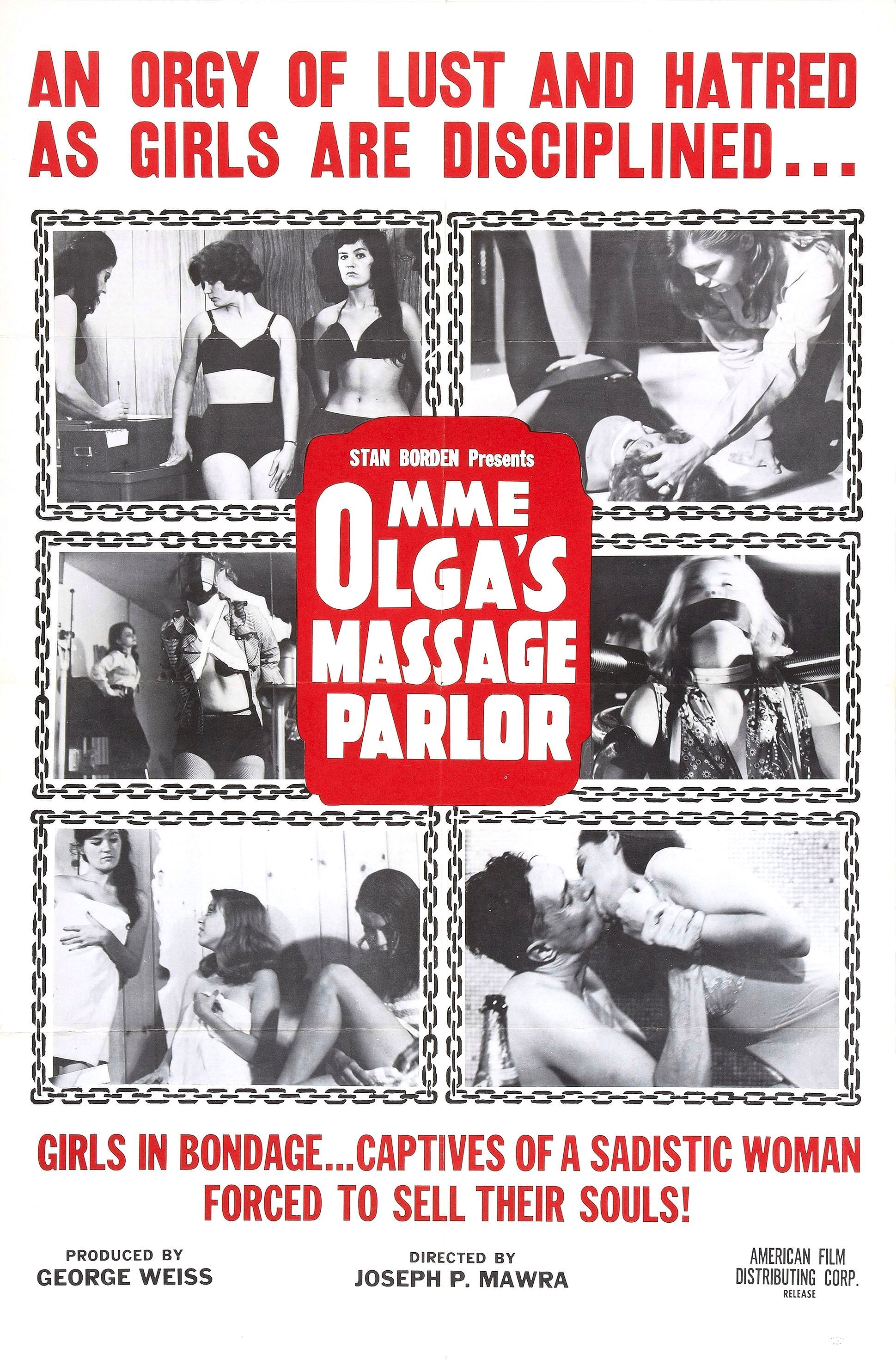 mme olgas massage parlor film poster