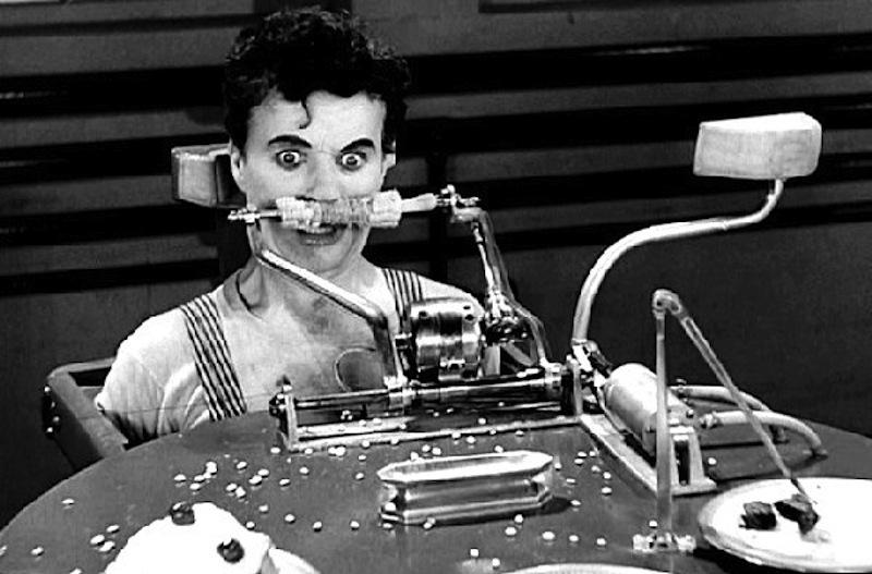 Modern Times Charlie Chaplin
