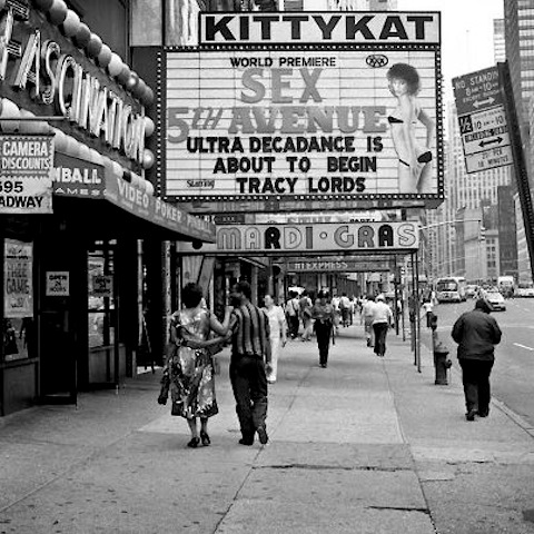The good old days 42nd Street