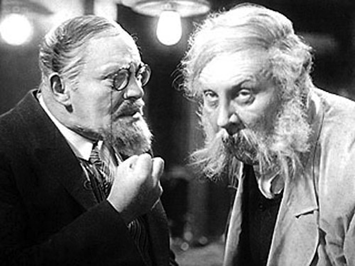 The Last Laugh-letzte mann and emil-jannings in