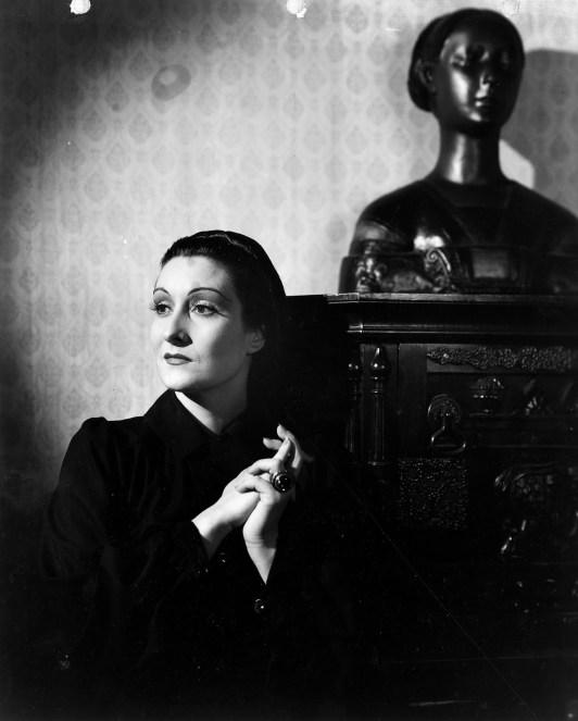 1936_draculasdaughter Gloria Holden