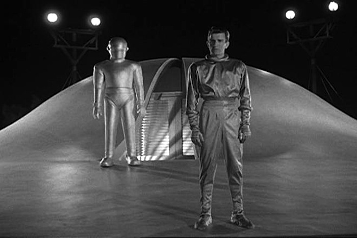 Day the earth stood still robert wise