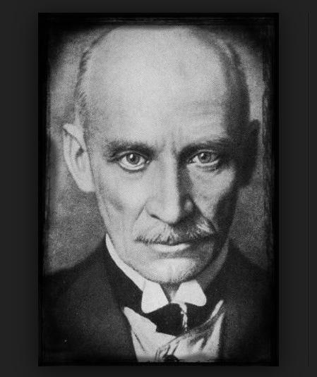 Gustav Meyrink novelist The Golem Prague Jew