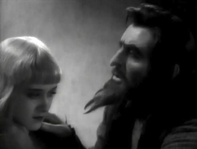 svengali Barrymore and Marsh