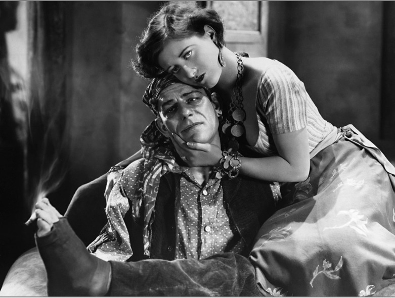 The Unknown with Joan Crawford