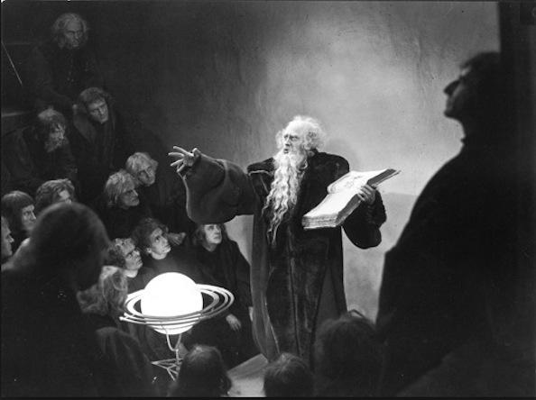 F W Murnau's Faust