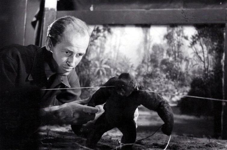 Harryhausen and Might Joe Young