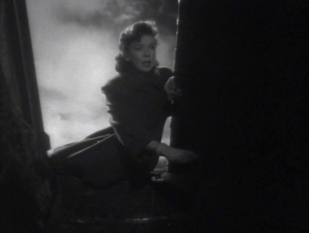 Ida Lupino On Dangerous Ground