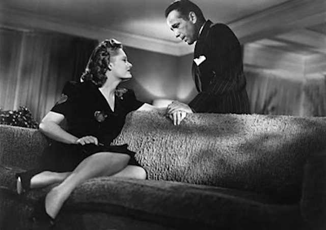 Bogart and Smith in Conflict