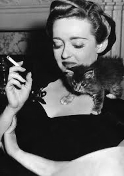 Bette and Cat