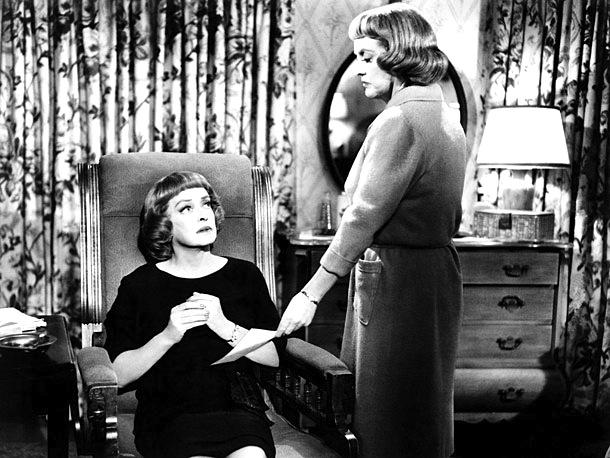 Bette Davis in Dead-Ringer