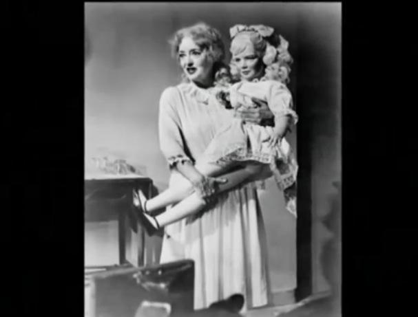 Jane with Jane doll promo