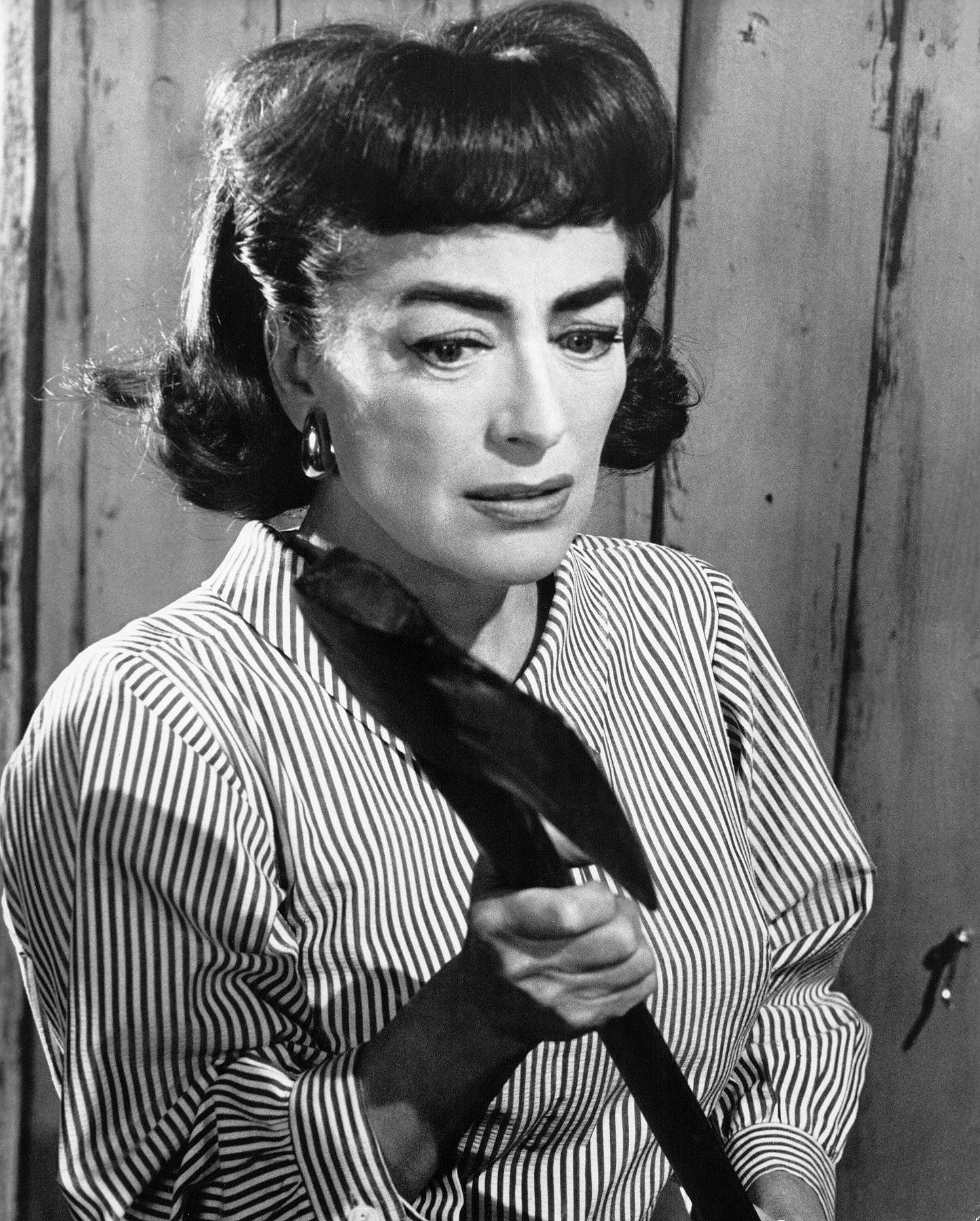 Joan Crawford in Strait Jacket