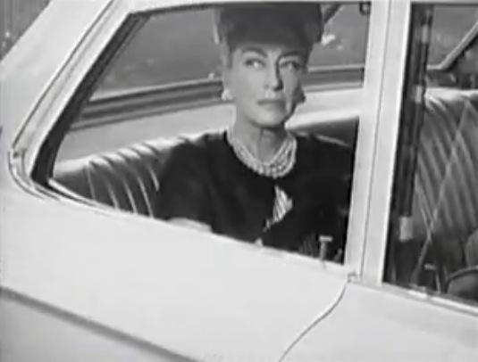 joan in car Hush set