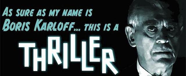 Thriller-graphic