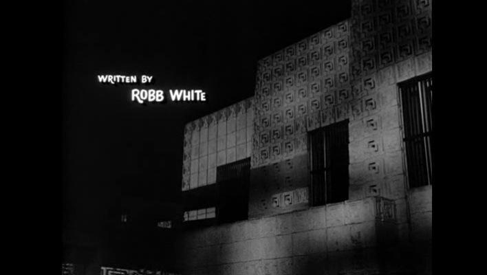 written by Robb White
