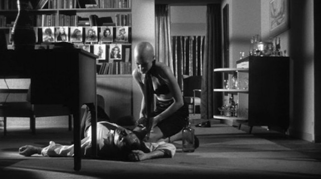 Sam Fuller's The Naked Kiss, Constance Towers