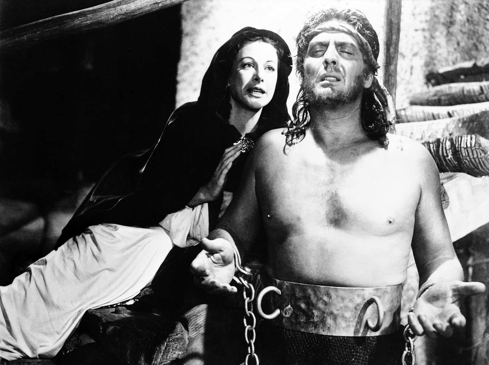Samson and Delilah-Hedy Lamarr