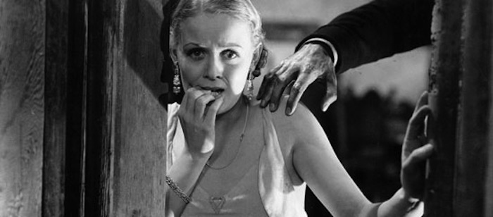 Title: OLD DARK HOUSE, THE (1932) • Pers: STUART, GLORIA • Year: 1932 • Dir: WHALE, JAMES • Ref: OLD005AA • Credit: [ UNIVERSAL / THE KOBAL COLLECTION ]