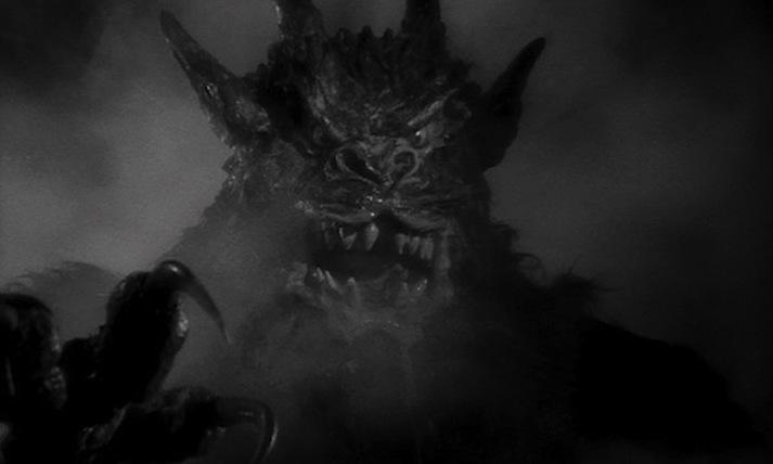 Fire Demon Close up