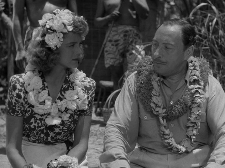 Anne Nagel and Lionel Atwill Mad Doctor of Market Street