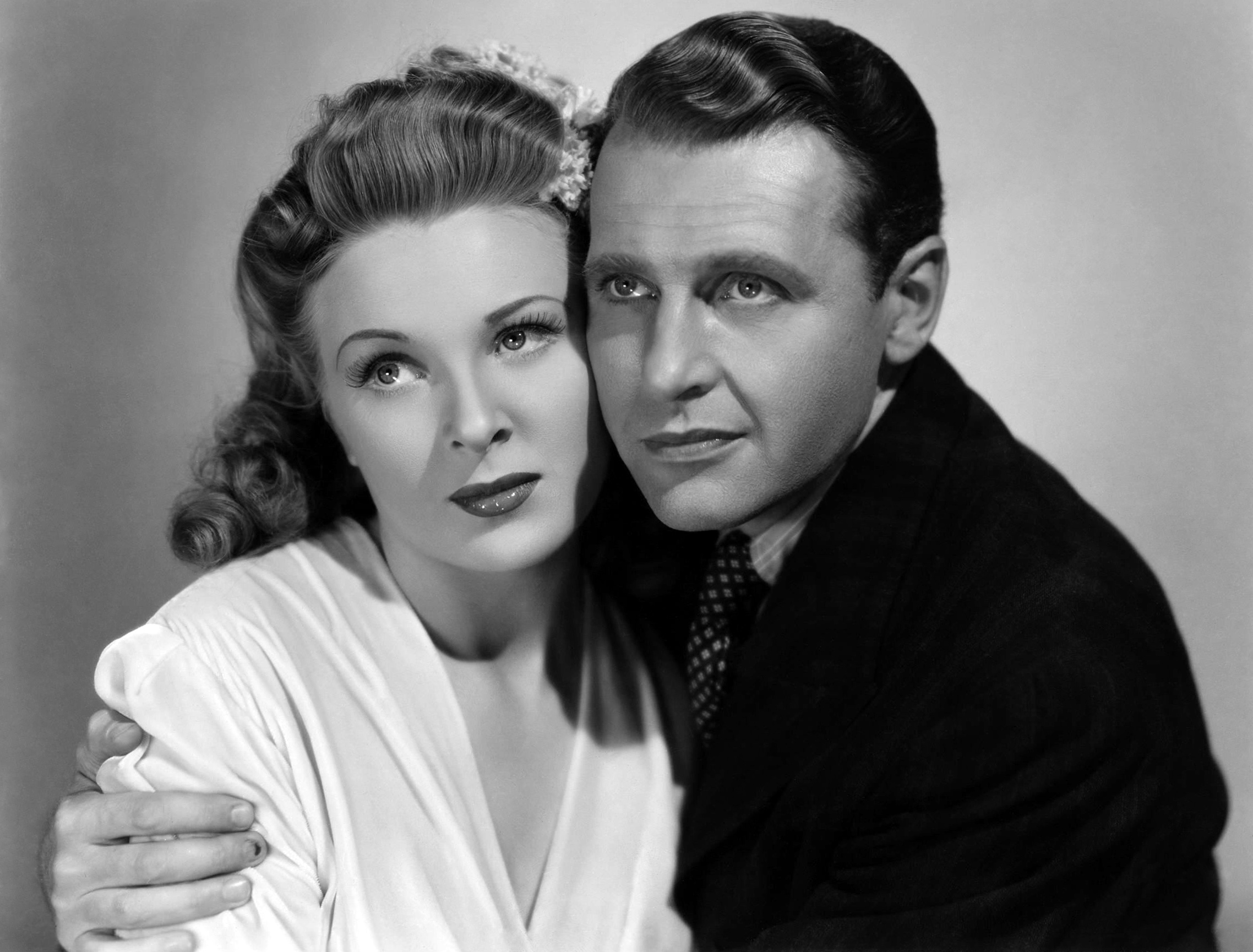 Annex - Ralph Bellamy and Ankers, Evelyn (Ghost of Frankenstein, The)_01
