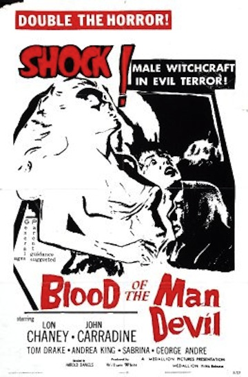 Blood of the Man Devil