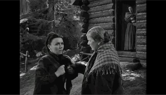 Jeanette Nolan The Secret of Convict Lake Harriet