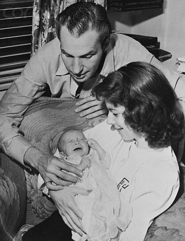 Vincent, Edith, and Vincent Jr. Price