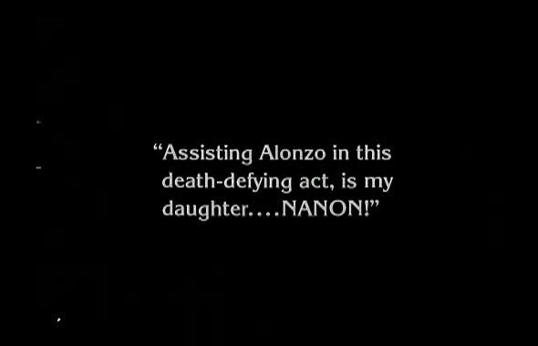 assisting alonzo