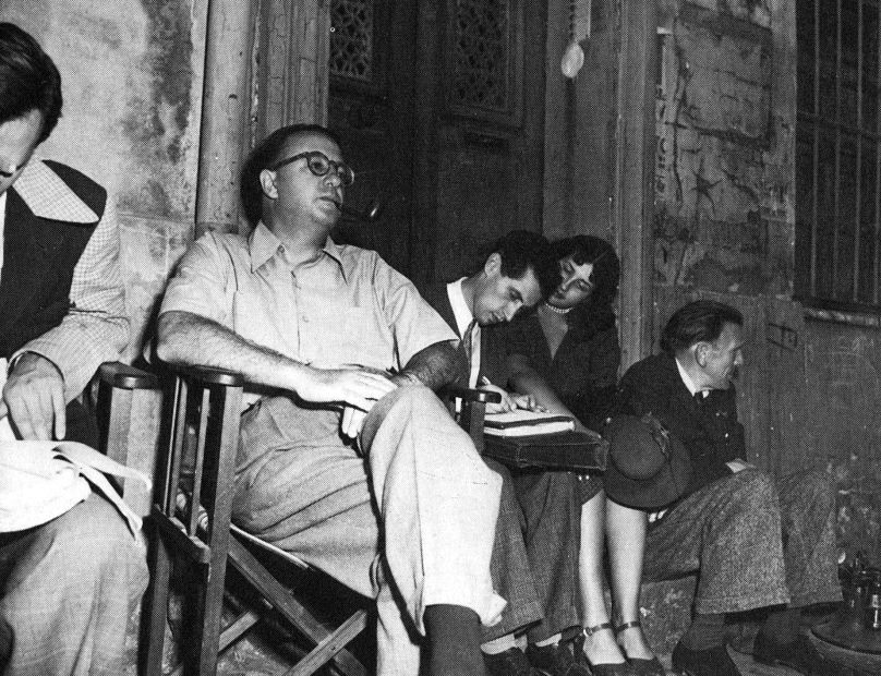 jacques tourneur-on location for berlin express