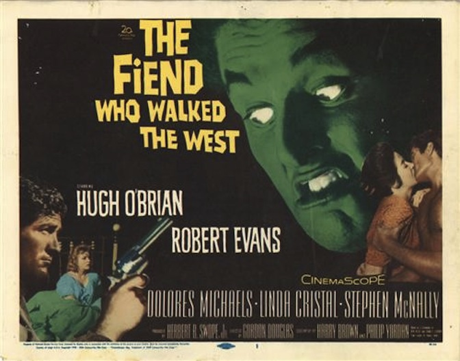 The Fiend Who Walked the West '58