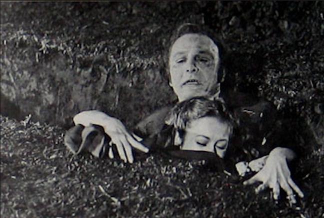 Michael Pataki Grave of the Vampire