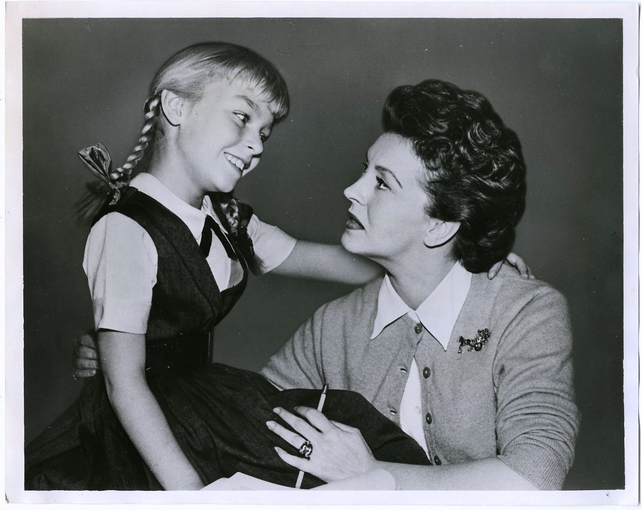 Nancy Kelly from The Bad Seed