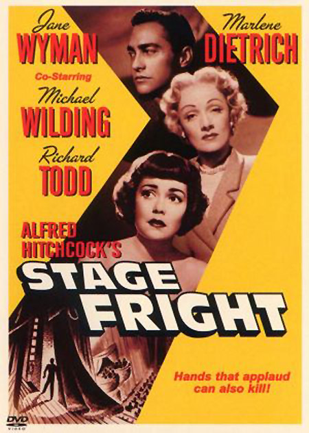Stage Fright film poster