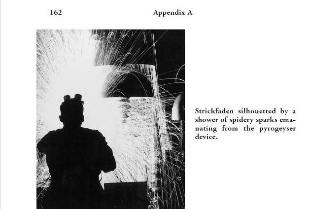 Appendix A sparks of light