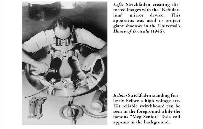 """Creating """"Nebularium"""" for House of Dracula '45"""