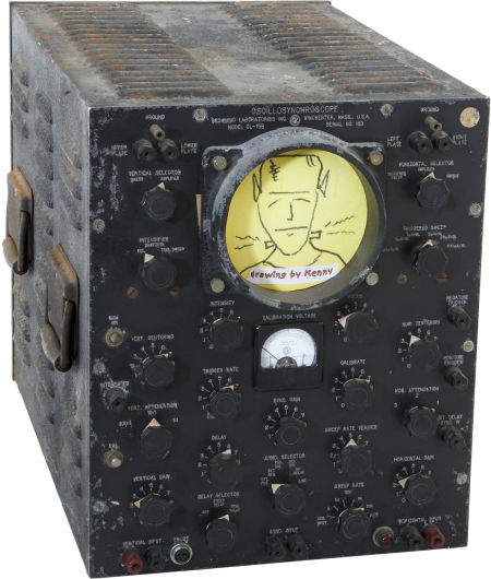 device at Auction