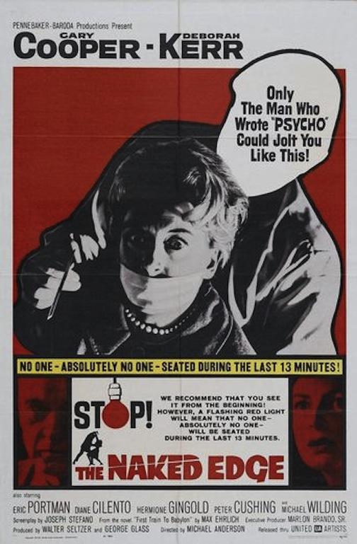 the naked edge film poster