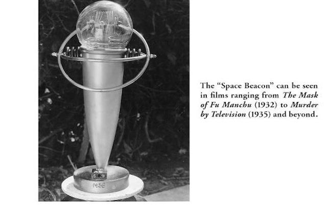 The Space Beacon