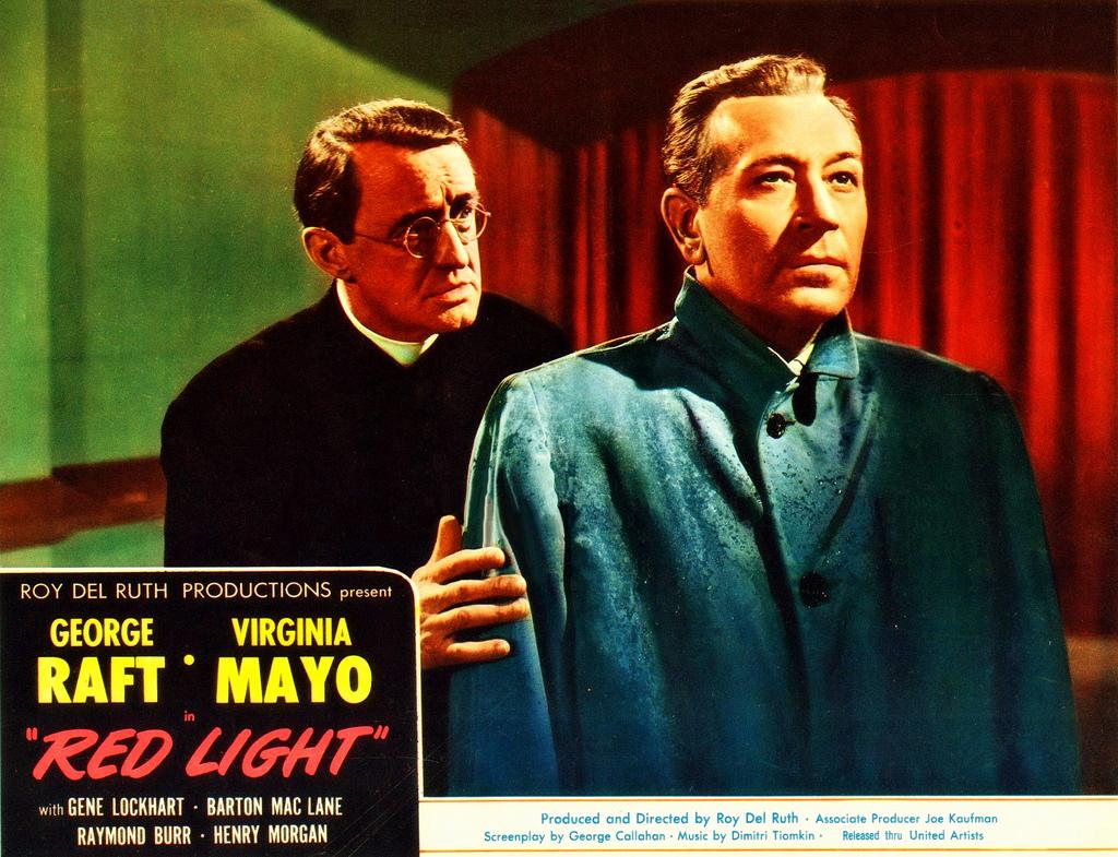 Red Light lobby Card