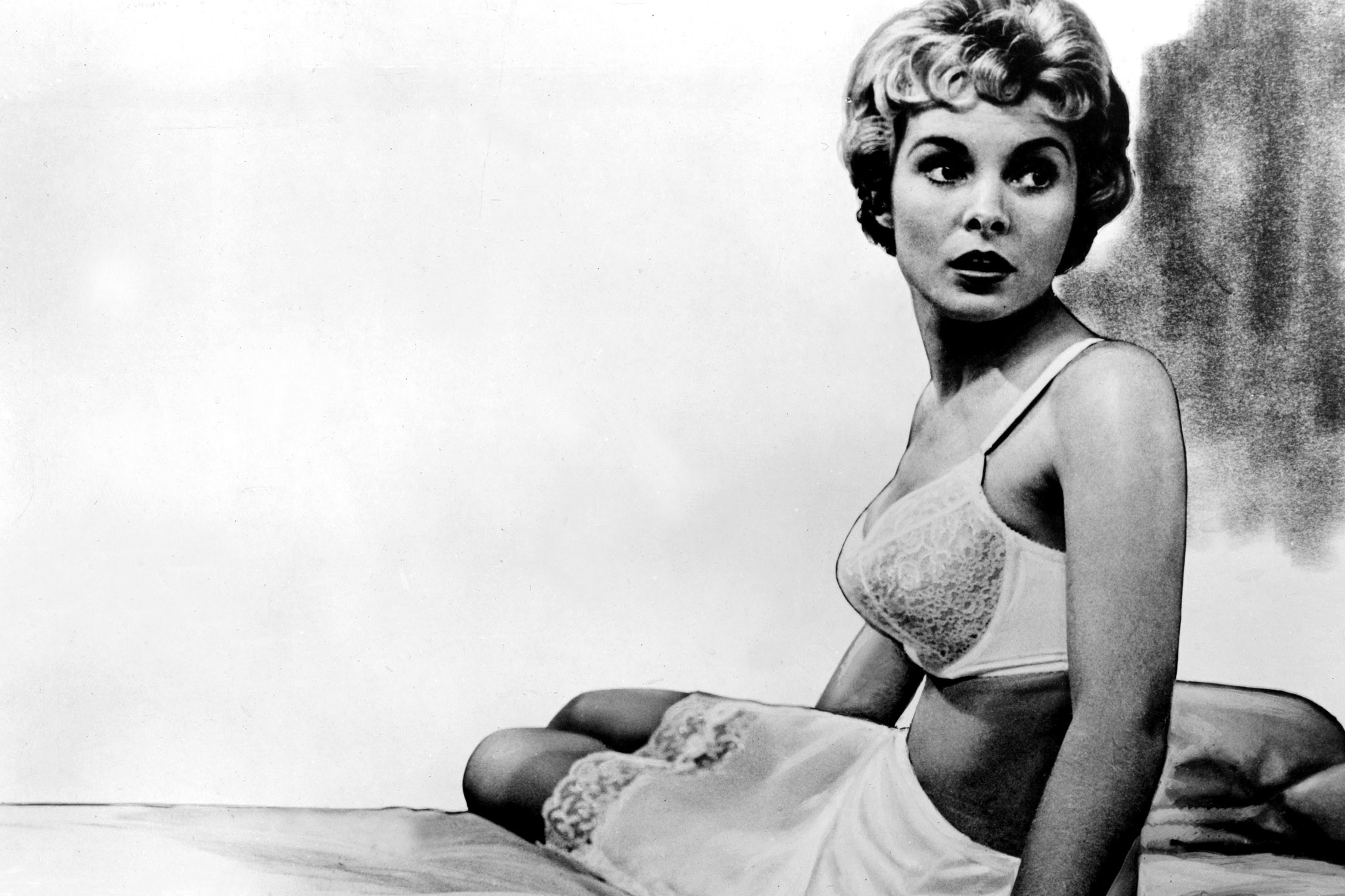 PSYCHO, Janet Leigh, 1960.