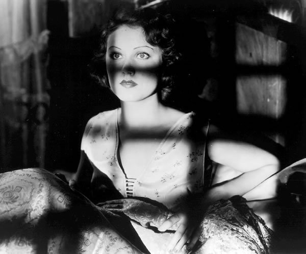 Fay Wray in Doctor X