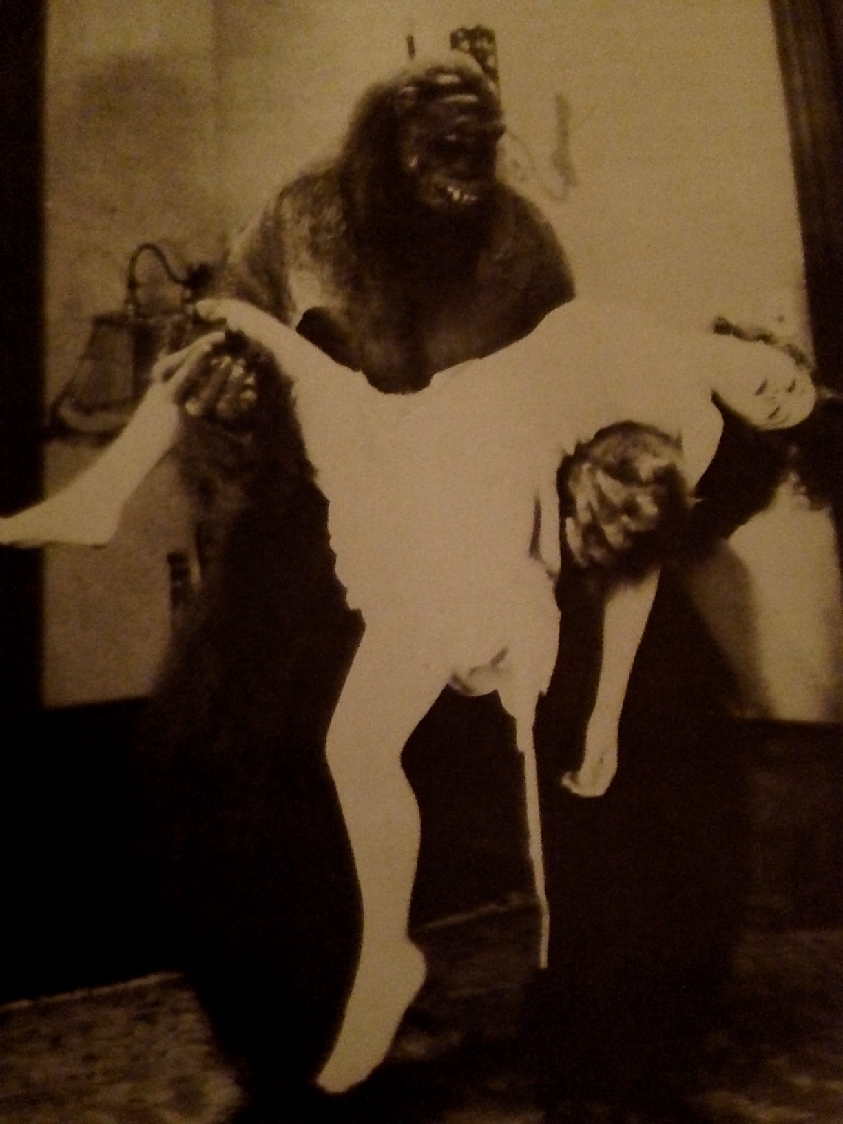 Alice Day as Alice Townsend The Ape 1927