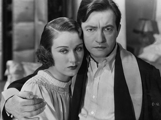 Fay Wray Claude Rains The Clairvoyant 1935